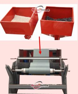 2 Layer Film Making Machine Set Extrusion for Courier Bags pictures & photos
