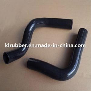 Custom Flexible Silicone Rubber Auto Turbo Radiator Hose pictures & photos
