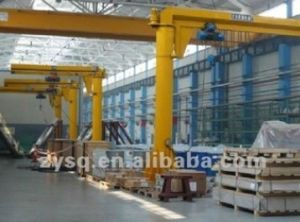 Bzd Type Heavy Duty Swing Level Jib Crane pictures & photos