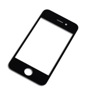 New Replacement Front Screen Glass Lens Cover for iPhone 4S White pictures & photos