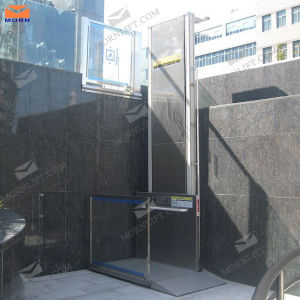 3m Hydraulic Vertical Wheelchair Lifts with CE pictures & photos