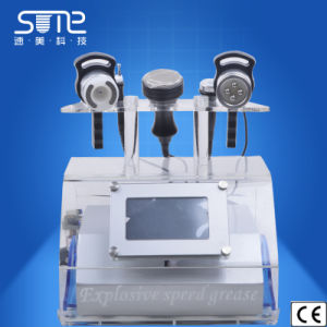Portable Cavitation RF Slimming Machine Vacuum Liposuction Cellulite Reduction Beauty Device pictures & photos