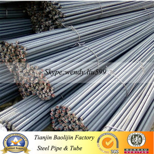 Carbon Steel ASTM A615 BS4449 B500b Deformed Steel Rebars pictures & photos
