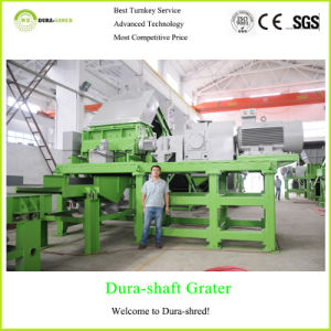 Dura-Shred High Quality Power Tool for Waste Tire (TR1332) pictures & photos