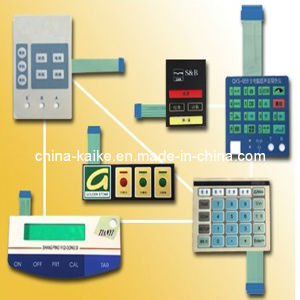 Membrane Switch for Interface Display (KK) pictures & photos