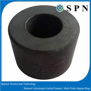 Ferrite Permanent Magnet Rings Od36.2 for Motors pictures & photos
