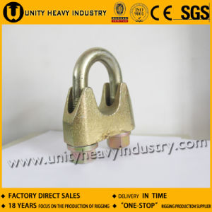 Casting Malleable DIN 1142 Type Wire Rope Clip pictures & photos