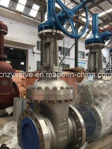 "API600 28"" Class150 CF8 Stainless Steel Gate Valve pictures & photos"