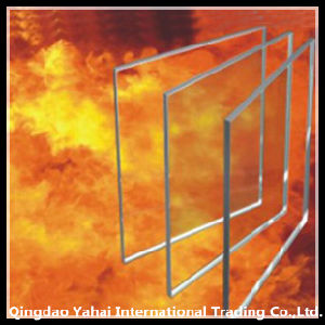 4mm Building Fire-Proof Tempered Glass pictures & photos