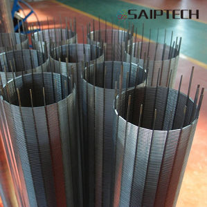 Johnson Screen and Wedge Wire Screen for Multiple Applications pictures & photos