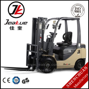 2017 New Model 1.5ton Diesel Forklift pictures & photos