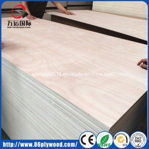 4′x8′ Africa Mahogany Veneer Laminated Commercial Plywood pictures & photos