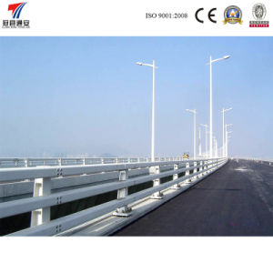Steel Balcony Guardrail