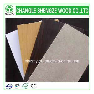Manufacturer Custom 18mm Melamine Chipboard pictures & photos