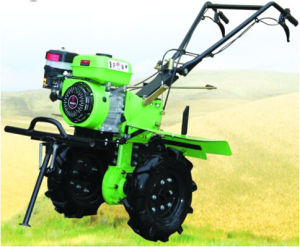 Garden Green Machine Tiller