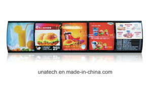 LED Light Box with Restaurant Fast Food Menu Board pictures & photos