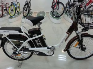 Electric Bike (overlong range) pictures & photos