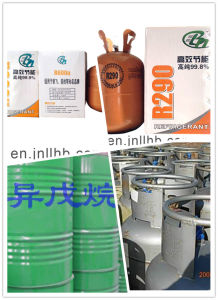 High Purity R290 Refrigerant for Refrigeration Equipments