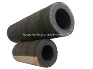 Black SBR Rubber Lined Pipe for Coal Delivery Hose pictures & photos