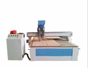 China Rotary 4th Axis CNC Router Machine for Wooden Door Design pictures & photos