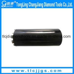 Vacuum Brazed Diamond Core Drill Bits with Segment pictures & photos