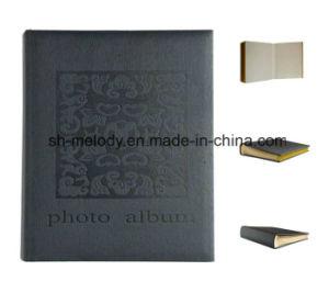 PU Leather Cover Photo Album/Scrapbook Album pictures & photos