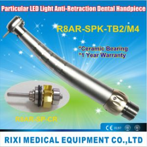 Particular LED Light Anti-Retraction Dental Handpiece