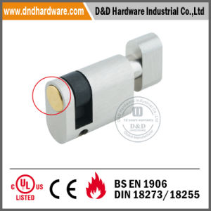 Hardware 6 Pin Security Cylinder for Europe (DDLC020) pictures & photos