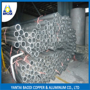 Cold Drawn Aluminum Tube 5052 5051 5083 pictures & photos