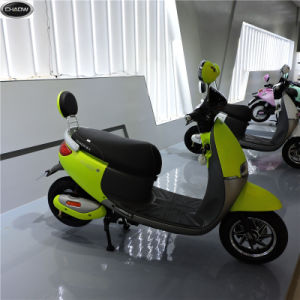 60V-800W Electric Motrocycles / E-Motorcycles / Two Wheel Scooter pictures & photos