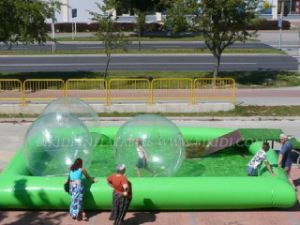 Water, Zorb Ball with Inflatable Swimming Pool (D1003) pictures & photos