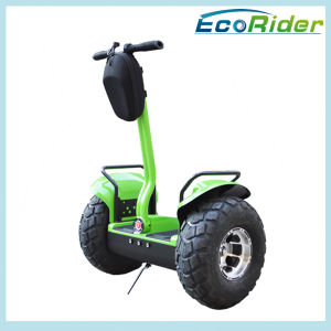 2015 Newest Personal Vehicle, Ecorider Style Balance Electric Chariot Scooter/Bicycle/Bike pictures & photos