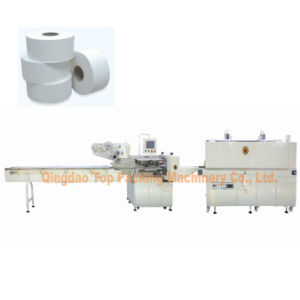 Heat Shrink Packaging Machine Toilet Paper Roll Packing Machine pictures & photos