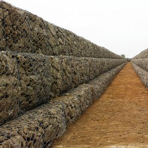 En Standard Heavy Galvanized Hexagonal Gabion Basket pictures & photos