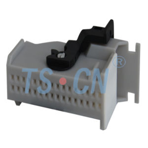 32pin Male Connector for Audi Audio pictures & photos