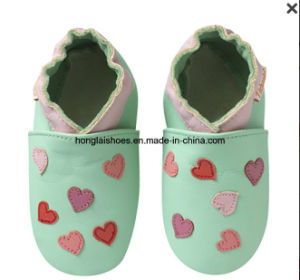 Leather Baby Toddler Shoes 166