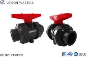 Manufacturer Good Quality UPVC Plastic Valves pictures & photos