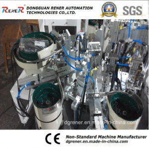 Non-Standard Automatic Machine for Plastic Hardware pictures & photos