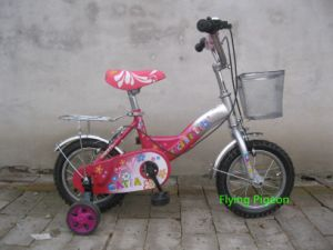 "12"" Wave Frame Kid′s Girl Bicycles (FP-KDB052) pictures & photos"