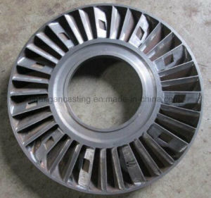 Investment Casting Lost Wax Precision Casting Impeller pictures & photos