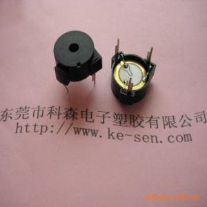 Passive Piezoelectric Buzzers 2411mm Pin Type Piezo Ceramic Buzzer
