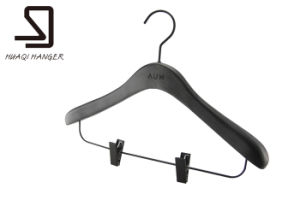 Luxury Wood Hanger for Us Market pictures & photos