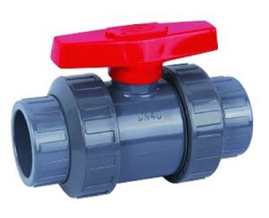 Socket Plastic Ball Valves pictures & photos