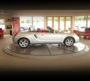 Rotating Car Platform for Sale