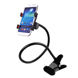 Lazy Stand for Mobile Phone Holder Used at Home Iron or Plastic pictures & photos