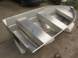Aluminum Jon V Boat/Plat Boat