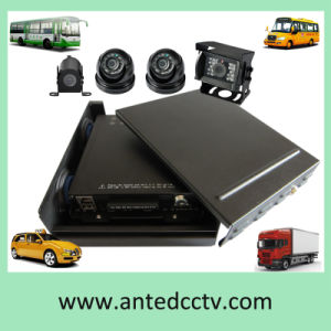 4CH HDD Mobile Video Recorder for Vehicle Car Bus Truck pictures & photos