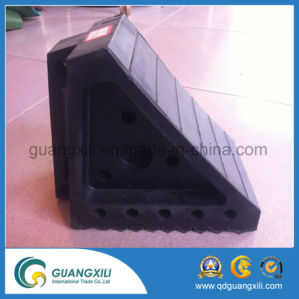 Rubber Wheel Chock Used for Car pictures & photos