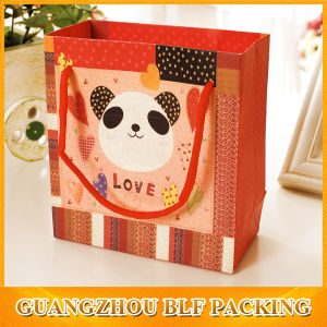 Fancy Paper Gift Paper Bag pictures & photos