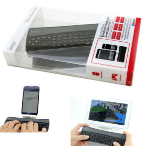 Bluetooth Keyboard Controller for iPad/iPhone